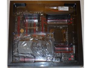ASUS RAMPAGE V EXTREME LGA 2011-v3 Intel X99 SATA 6Gb/s USB 3.0 Extended ATX Intel Motherboard OEM WHITE BOX WITH SOME ACCESSORIES