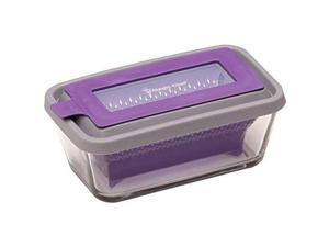 MAGIC CHEF MCMC475RPL Magic Steam 4 3/4-Cup Microwave Cookware - Purple