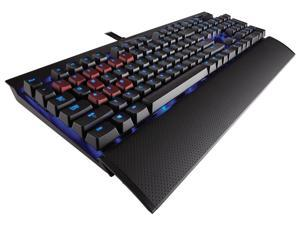 Corsair Gaming K70 Mechanical Gaming Keyboard - Blue LED - Cherry MX Red Switches