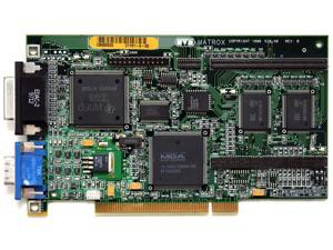 5064-0285 - 2MB PCI VIDEO CARD, 576-06 REV.B, MGI MGA-MIL/2/HP5, D3568-69006 (NO BRACKET)