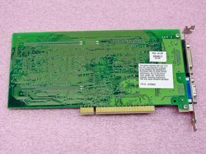 MGA-MIL/4N - DUAL OUTPUT PCI VIDEO CARD, 590-05 REV B