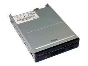 FLOPPY DRIVE INTERNAL 3.5\'\' 1.44MB JU-256A198P (BLACK)