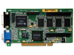 MIL2P/8N - 8MB PCI VIDEO CARD, 703-00 REV.A (NO BRACKET)