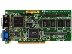 MATROX 590-05 REV.B 4MB PCI VIDEO CARD, FCC ID: ID7059000, MGA-MIL/4BN