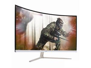 "AMH A329CUV FHD 144 32"" 1920x1080 (Overclock, 1800R Curved Panel, Crosshair Function, Various Gaming Modes, Flicker-Free, Ultra Slim, Low Bluelight) Computer Monitor"