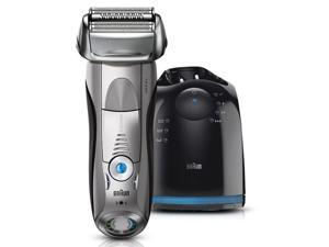 New Braun 7899CC Men's Electric Shaver LCD Wet & Dry Series7
