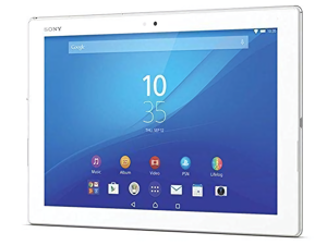 New SONY XPERIA Z4 Tablet 32GB 2K 2560*1600 White 10.1inch 10.1""