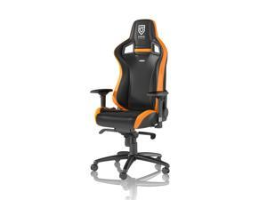 noblechairs - Epic Series Gaming Chair – Penta Sports Edition – Black w/Orange