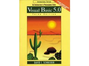 Introduction to Programming Using Visual Basic 5.0 (Prentice Hall international editions)