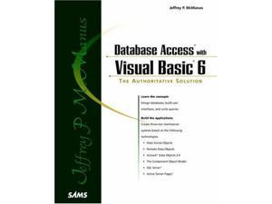 Database Access with Visual Basic 6