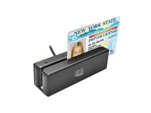 Adesso Accessory MSR-100 Magnetic Stripe Card Reader Retail