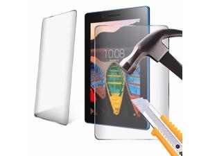 iTronixs - Asus MeMO Pad HD 7 Tempered Glass LCD Screen Protector Guard for 7 inch Tablet