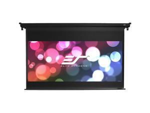 "Elite Screens VMAX Dual VMAX120H114C Electric Projection Screen - 120"" - 16:9 - Wall/Ceiling Mount"