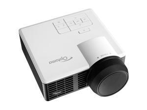 Optoma GT750ST 3D Ready DLP Projector - 720p - HDTV - 16:10