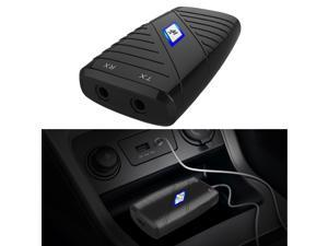 2 in 1 Wireless Bluetooth Receiver BT 3.0 Audio Music Box A2DP with Mic 3.5mm RCA for Phones Car AUX Home Audio System Devices