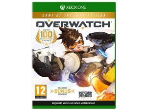 Overwatch Game Of The Year (GOTY) Xbox One Game