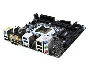 MSI B150I GAMING PRO AC LGA 1151 Intel B150 HDMI SATA 6Gb/s USB 3.1 Mini ITX Intel Motherboard