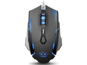 Magece G2 Gaming Mice 3200 DPI 6 Buttons Professional Ergonomic Gaming Mouse for PC Mac Gamer