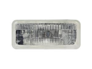 Sylvania H4351 Basic Rectangular Halogen Headlight Bulb ...  sc 1 st  Newegg.com & SYLVANIA/Automotive Lighting - Newegg.com azcodes.com