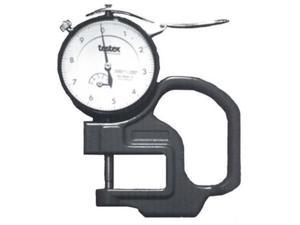 Testex Micrometer Dial Thickness Gage, Inch Units