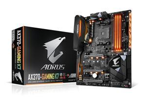 GIGABYTE AORUS GA-AX370-Gaming K7 (rev. 1.0) AM4 AMD X370 SATA 6Gb/s USB 3.1 HDMI ATX AMD Motherboard