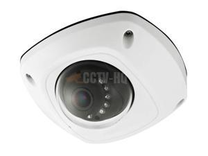 Hikvision DS-2CD2542FWD-IS, U.S. STOCK, 4MP IP LOW PROFILE DOME CAMERA, 2.8mm FIXED LENS, TRUE WDR, BUILT IN MIC, IK08, IR RANGE UP TO 30ft
