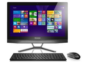 "Lenovo B50-30 All in One, Intel Core i5-4460s Quad Core Processor, 23.8"" Full HD Touch Screen, Microsoft Windows 8.1 64-bit, 8GB DDR3 RAM, 1000GB HDD, DVD Rewriter, GeForce GT 840A Graphics"