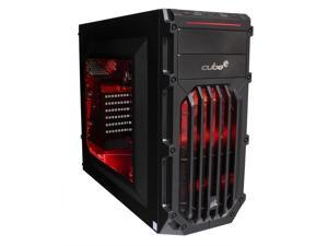 Cube Panther ESports Ready Gaming PC AMD Ryzen 5 Quad Core with with Radeon RX 580 8Gb Graphics Card