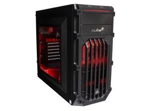Cube Panther Upgrade Ready Gaming PC AMD Ryzen 5 Quad Core Add your own Graphics Card