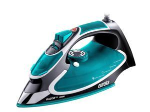 Eureka Razor Powerful Steam Iron ,Burst Super Hot 1500 Watt Iron Aqua Pouch Incl