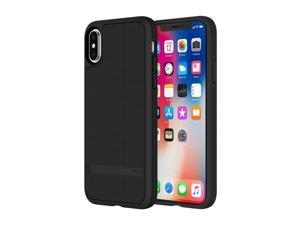 Incipio NGP Advanced iPhone X Case with Textured Back and Honeycombed Interior for iPhone X - Black