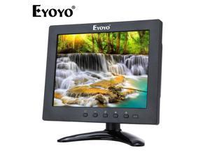 "Portable 8"" LCD IPS Video Audio HDMI Monitor Display Ypbpr BNC For CCTV DVD FPV"