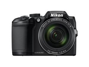 Nikon COOLPIX B500 16MP 40x Optical Zoom Digital Camera w/ WiFi (Black)
