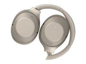 Sony MDR-1000X/C Gray-Beige Hi-Res Bluetooth Wireless Noise Cancelling Headphones