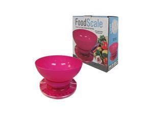 Bulk Buys OC666-12 2000 Gram Kitchen Scale With Removable Bowl