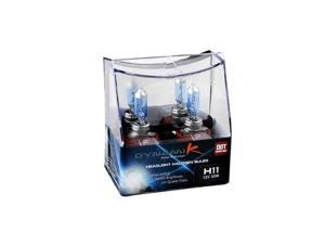 Spec-D Tuning BH-H11H-DK H11 Halogen Bulbs, 3 x 3 x 2 in.