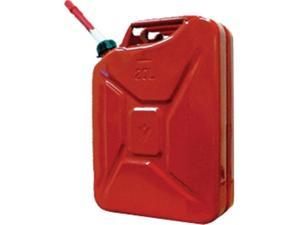 Midwest Can 512-5800 5 Gallon Metal Gasoline