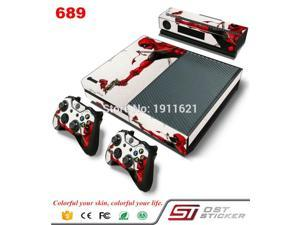 For XBOX ONE Console Game Sticker Cover Vinyl Decals and Controllers Skins Xbox One Sticker