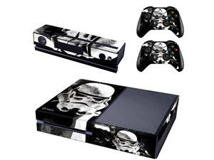 Vinyl Of Xbox one Skin Sticker STAR WARS for Xbox one PVC vinyl cover Xbox one console and Skin Sticker