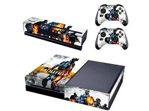 Battlefield 1 Vinyl Decal Skin for XBOX ONE Skins Sticker Whole Body for Console and Controller