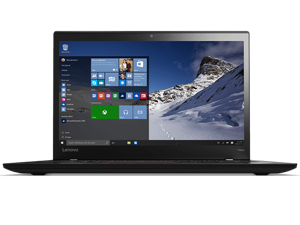 "Lenovo ThinkPad T460s 14"" FHD Touch Intel i7-6600U 8GB DDR4 256GB SSD GeForce 930M 2GB Backlit Keyboard Windows 10 Pro Ultrabook Laptop / Notebook Full HD 1920 x 1080 – Factory Sealed From Lenovo"