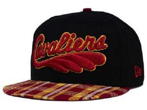 "Cleveland Cavaliers NBA New Era 9Fifty ""Team Plaid"" Snapback Hat"