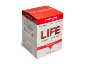 60 Count- Catalyst LIFE BOX (includes:  Multi-vitamins, Fish oil, and Triple greens)
