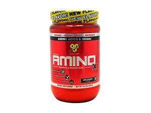 BSN Amino X Strawberry Unflavored 30 svg