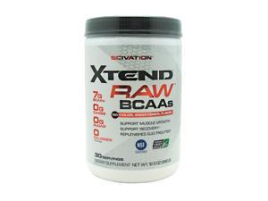 Scivation Xtend Raw Unflavored 30 svg