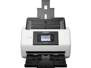 EPSON DS-780N (B11B227201) Duplex Up to 1200 DPI Interpolated USB Color Document Sheet Fed Scanner
