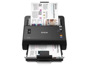 Epson WorkForce DS-860 Hi Speed, Sheet-Fed, Color Document Scanner, 80 page Auto Document Feeder & Duplex (B11B222201)
