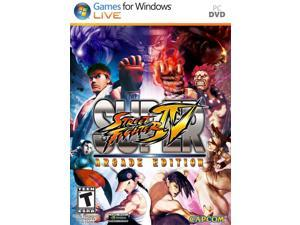 Super Street Fighter IV: Arcade Edition [Download Code] - PC