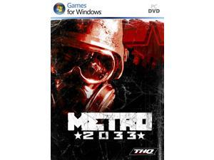 Metro 2033 [Download Code] - PC
