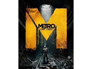 Metro: Last Light Standard Edition [Download Code] - PC
